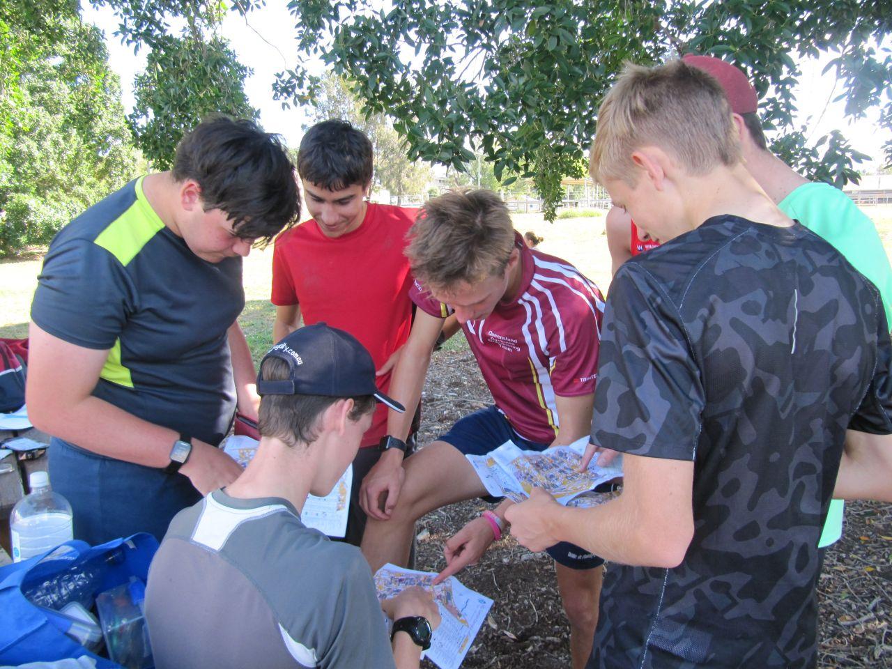Junior Camp Success   News   Orienteering Queensland blog