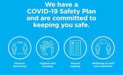 Covid Safe Plan