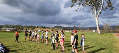 Mini Cyclones Camp - a huge success