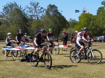 QLD MTBO Champs - a resounding success