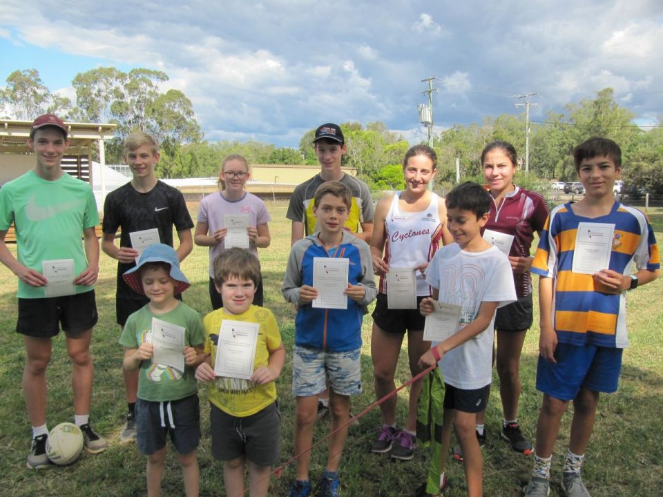 56 Juniors Compete in OQ Sprint Champs