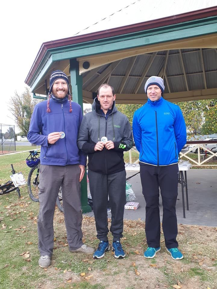 Joel Young 3rd in National Series & Vic MTBO Champs