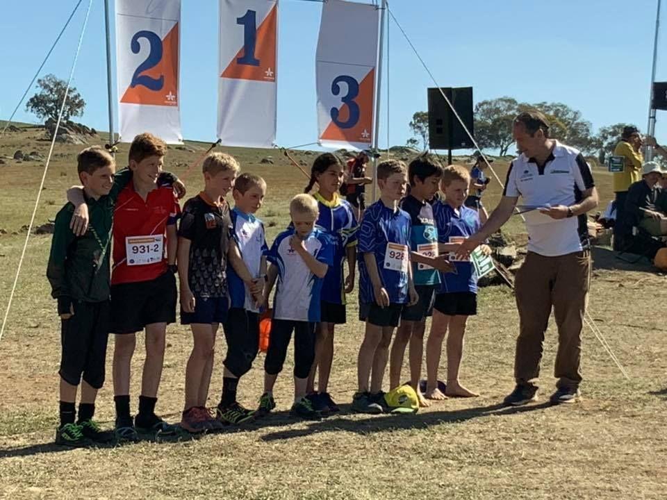 Queenslanders Shine in Australian Relay Championships